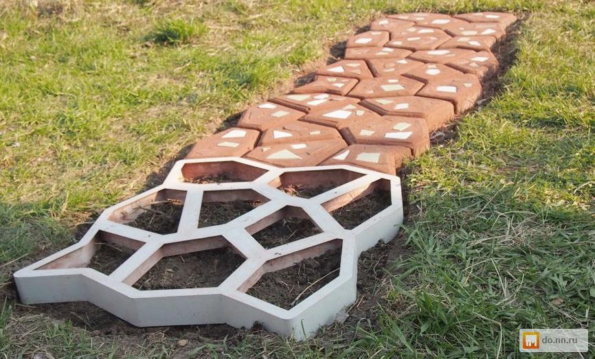 формы для садовых дорожек в барнауле купить Кипре