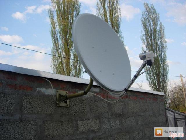 установка спутниковой антенны на мкд термобелье: