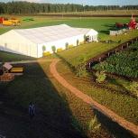 Аренда и продажа шатров для мероприятий, Нижний Новгород