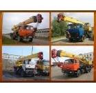 Аренда автокрана 14, 25, 32 тонн, Нижний Новгород