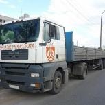 Грузоперевозки от 1 до 20 тонн, Нижний Новгород