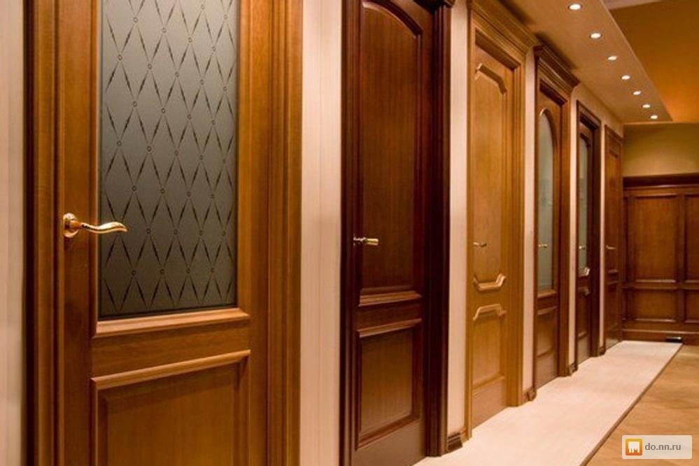 Выбираем межкомнатные двери шпон строительство и ремонт