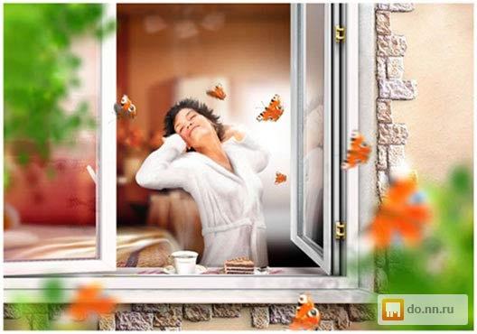 Установка окон нижний новгород установка окон пвх в кирпичном доме