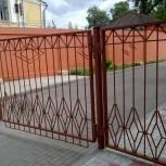 Металлические заборы, Нижний Новгород