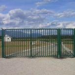 Садовые металлические ворота от производителя, Нижний Новгород