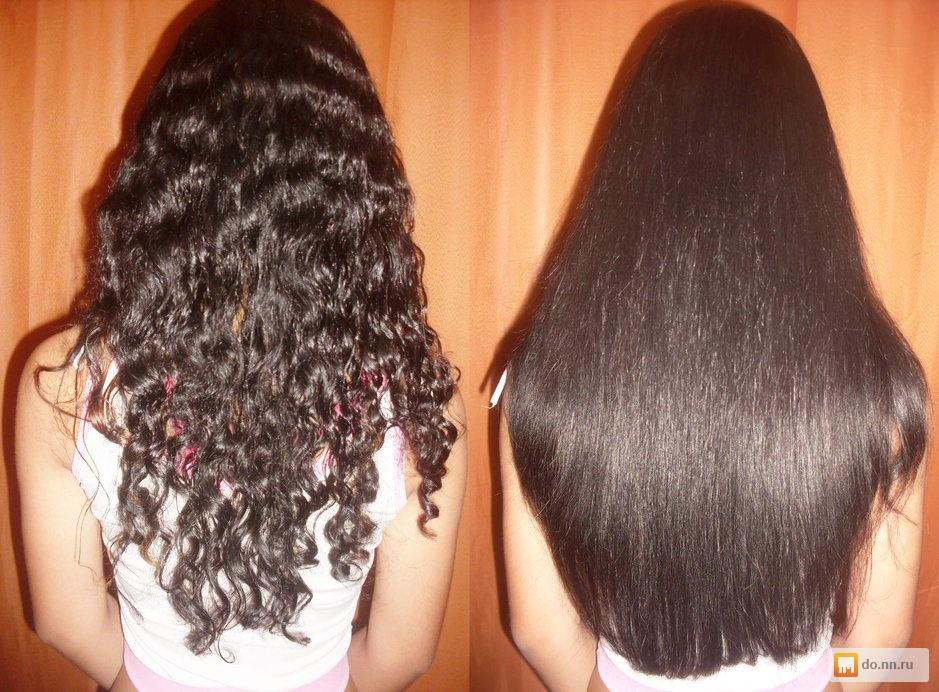 Как самой сделать кератиновое выпрямление волос