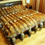 Меховые покрывала из натурального меха, Нижний Новгород
