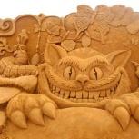 Песок речной, карьерный в мешках и валом, Нижний Новгород