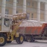 Вывоз снега расчистка территории, Нижний Новгород