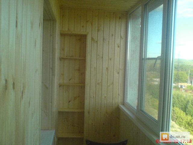 Остекление балконы, лоджии. отделка . цена - 10000.00 руб., .